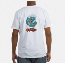 ArtSurf Early Bum T-shirts Copyright 2019 ArtSurf Productions LLC
