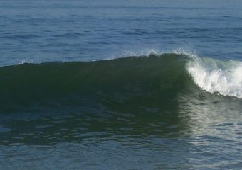 Early Bum Missed Wave