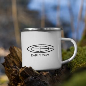 Early Bum Camp Mug